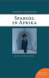 Corinna Antelmann | Spargel in Afrika