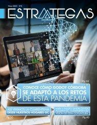 Estrategas - 8va edición - Mayo 2020