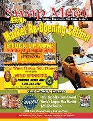 Swap Meet Magazine June 2020 E-Magazine