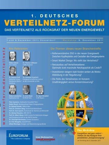 1. deutsches - Euroforum