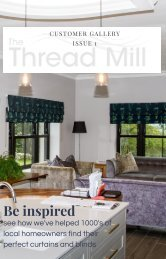 BE INSPIRED  Issue 1
