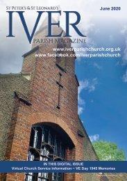 Iver Parish Magazine - June 2020