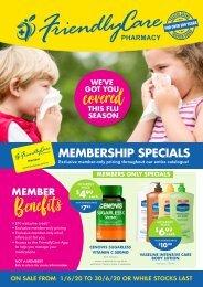FriendlyCare Pharmacy June Catalogue