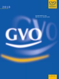 2010 - GVO Versicherung