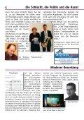 Das etwas andere Magazin für Kunst und Kultur - Netmailart - Page 5
