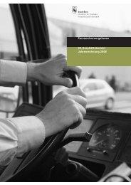 Geschäftsbericht 2008 - Personalvorsorgekasse der Stadt Bern