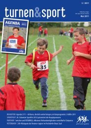 Mai 2011 5 / 2011 BEIHEFTER - Sport Union Schweiz
