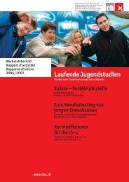 Werkstattbericht 2006/2007 - ch-x