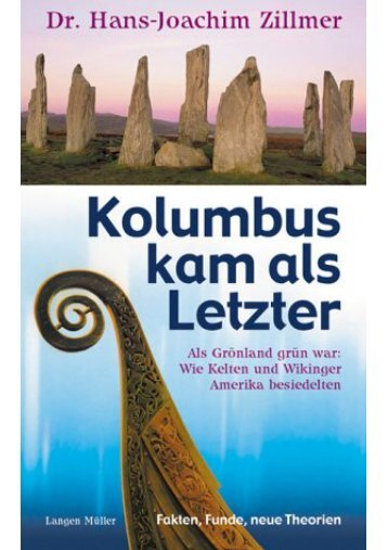 Zillmer, Hans-Joachim — Kolumbus kam als Letzter