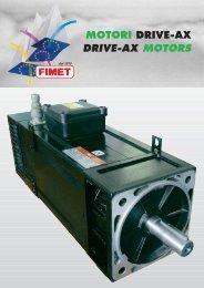 MOTORI DRIVE-AX DRIVE-AX MOTORS