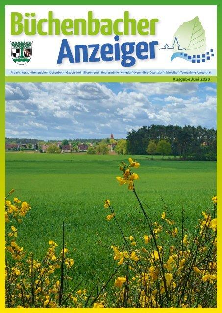 Juni 2020 - Büchenbacher Anzeiger