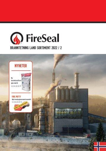FireSeal Produktkatalog Norsk