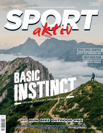 SPORTaktiv Magazin Juni 2020