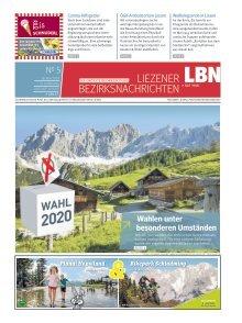 Liezener Bezirksnachrichten Nr. 5, Mai 2020