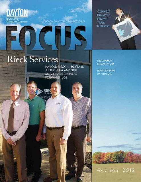 Rieck Services - Dayton Area Chamber of Commerce