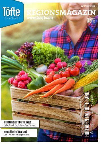 Töfte Regionsmagazin 05/2020 - Hofläden im Töfte-Land