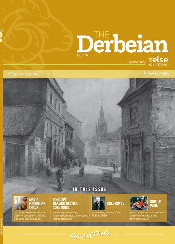 The Derbeian Summer 2020 Edition