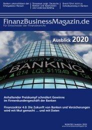 BANKING Ausblick 2020