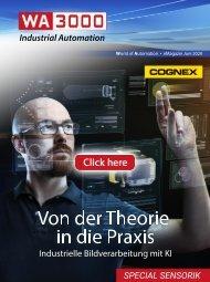 WA3000 Industrial Automation Juni 2020 - deutschsprachige Ausgabe