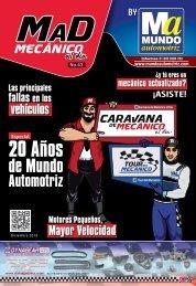 Mecánico al Día No. 43 Diciembre 2015