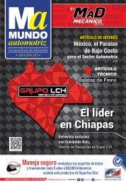 Mundo Automotriz La Revista No. 253 Abril 2017