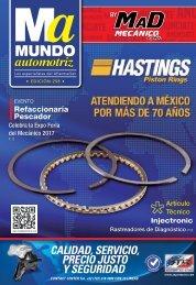 Mundo Automotriz La Revista No. 258 Septiembre 2017