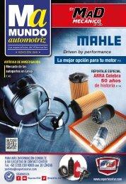 Mundo Automotriz La Revista No. 260 Noviembre 2017