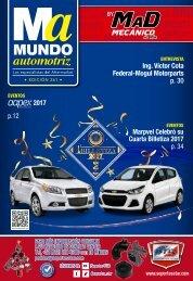 Mundo Automotriz La Revista No. 261Diciembre 2017