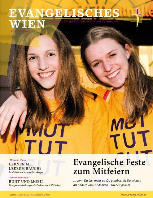 GUSTAV-ADOLF-FEST - Evangelische Kirche Wien