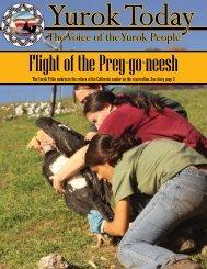 Flight of the Prey-go-neesh - Yurok Tribe
