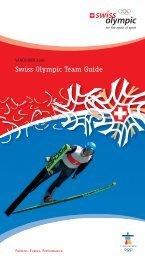 Coach - Swiss Olympic
