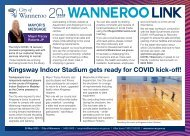 Wanneroo Link 28 May 2020