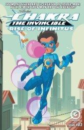 CHAKRA - INFINITUS: Issue 3