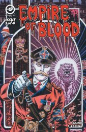EMPIRE OF BLOOD: Issue 3