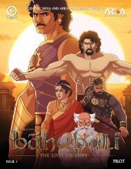BAAHUBALI -  The Lost Legends 1 -