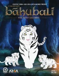 BAAHUBALI - The Lost Legends 5