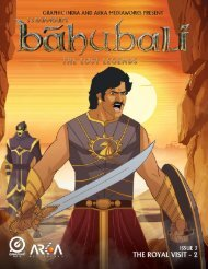 BAAHUBALI - The Lost Legends 3: The Royal Visit Part 02