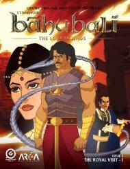 BAAHUBALI - The Lost Legends 2