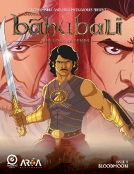 BAAHUBALI - The Lost Legends 9