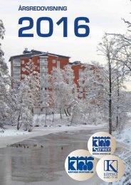 KBAB - årsredovisning 2016