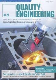 Quality Engineering 03.2020