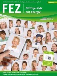 FEZ Herbst 2008 - Stadtwerke Flensburg GmbH