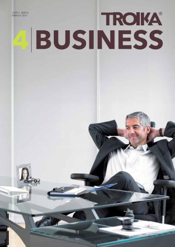 TROIKA 4BUSINESS 1-2011 NE, deutsch, PDF, ca
