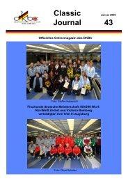 Kegeln und Bowling - HKBV