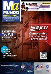 Mundo Automotriz La Revista No. 238 Enero 2016