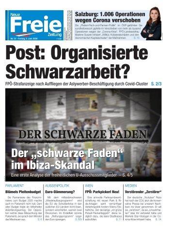 Post: Organisierte Schwarzarbeit?
