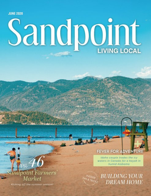 June 2020 Sandpoint Living Local