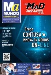 Mundo Automotriz La Revista No. 239 Febrero 2016