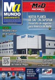 Mundo Automotriz La Revista No. 242 Mayo 2016