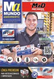 Mundo Automotriz La Revista No. 243  Junio 2016